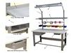 1,000 LB. CAPACITY ROOSEVELT SERIES WORKBENCHES - WITH HEAVY LISSTAT™ ESD TOP